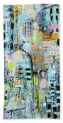 Parallel Worlds Bath Towel