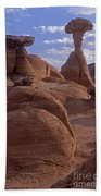 Paria Canyon Hoodoos Bath Towel