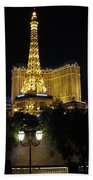 Paris Las Vegas Bath Towel