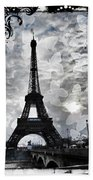 Paris Bath Towel