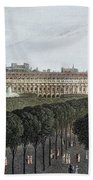 Paris: Palais Royal, 1821 Bath Towel
