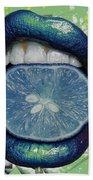 Passion Fruit Bath Towel