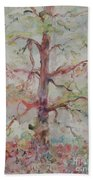 Pastel Forest Hand Towel
