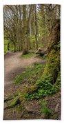 Path In Judy Woods Bath Towel