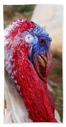 Patriotic Turkey Bath Towel