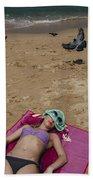 Pattaya Beach Bath Towel