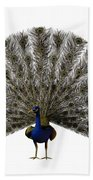 Peacock Bath Towel