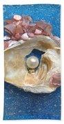 Pearl Of The North Sea Sylt No 0 Bath Towel