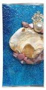 Pearl Of The North Sea Sylt No 1 Bath Towel