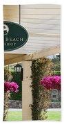 Pebble Beach Golf Shop  Bath Towel