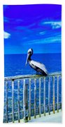 Pelican Bath Towel