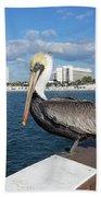 Pelican -florida Bath Towel