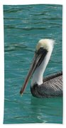 Pelican Bath Towel