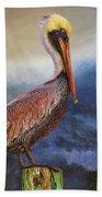 Pelican Seas Bath Towel