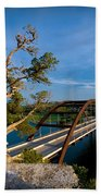 Pennybacker Bridge 2 Bath Towel