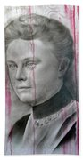 People- Lizzie Borden Hand Towel