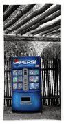 Pepsi Generation Palm Springs Bath Towel