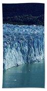 Perito Moreno Glacier #2 - Patagonia Bath Towel