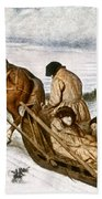Perov: Dead, 1865 Bath Towel