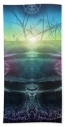 Perpetual Motion Landscape Bath Towel