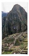 Peru: Machu Picchu Hand Towel