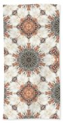 Petrified Folk Tapestry Bath Towel
