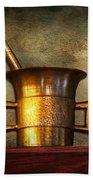 Pharmacist - Mortarium Bath Towel