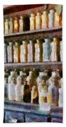 Pharmacy - Pick And Elixir Bath Towel