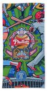 Philadelphia Phillies Bath Towel