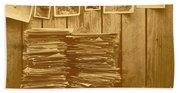 Photographic Memories Bath Towel