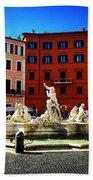 Piazza Navona 4 Bath Towel
