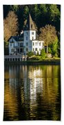 Picturesque Grundlsee Bath Towel