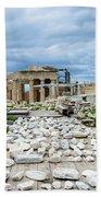Acropolis - Pieces Of The Puzzle Bath Towel