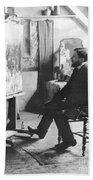 Piet Mondrian (1872-1944) Bath Towel