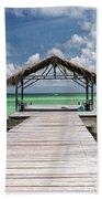 Pigeon Point, Tobago#pigeonpoint Bath Towel
