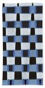 Pine Tree Abstract #7213w Bath Towel