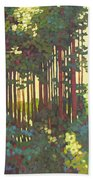 Pines Of Nisqually Bath Towel