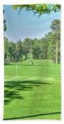 Pinetop Country Club - Hole #18 - Photos Bath Towel