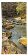 Piney Creek Ravine Revisited 1 Bath Towel
