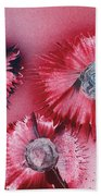 Pink  Bath Towel by Jason Girard