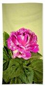 Pink Speckled Rose 1 Bath Towel