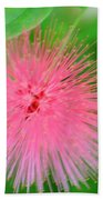 Pink Spikes Bath Towel