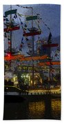 Pirates Plunder Bath Towel