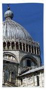 Pisa Cathedral Dome Bath Towel