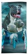 Pit Bulls - Rez Dog Bath Towel