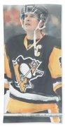Pittsburgh Penguins Sidney Crosby 3 Bath Towel