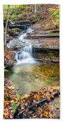 Pixley Falls State Park Lesser Falls Bath Towel