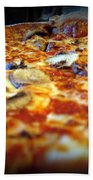 Pizza Pie For The Eye Bath Towel