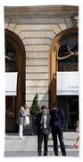 Place Vendome Paris 2 Bath Towel