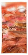 Planet Earth - Save Our Deserts Bath Towel